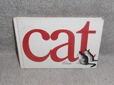 Cat by B. Kliban 1976, 1st Cloth Edition