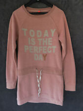 ROBE SWEAT ROSE  ♥ CAPTAIN TORTUE  ♥ T 10 ANS TBE +++ ☺