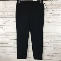 Charter Club Womens SZ 10 Ankle Pants Chelsea Tummy Slimming Stretch Flat Front
