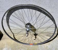 Roue de vélo MAVIC GP4  Moyeux arrière CAMPAGNOLO RECORD  Pignon MAILLARD COURSE