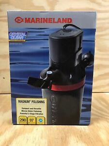 MarineLand Magnum Polishing Internal Canister Filte