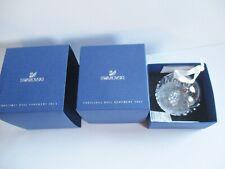 2013 Swarovski Christmas Ball Ornament New In Box