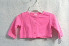 ec70bee51bbf Carter s Girls  100% Cotton Cardigan Sweaters (Newborn-5T)