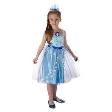 Disney Frozen - Elsa's Dress - Girls Size 4-6X