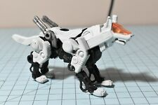 """Zoids Command Wolf Action Figure 2002 Tomy Hasbro 5.5"""" Long Robot"""