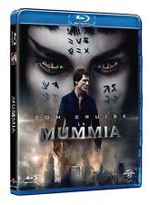 LA MUMMIA - Tom Cruise - 2016 - BLU-RAY nuovo sigillato [dv43]