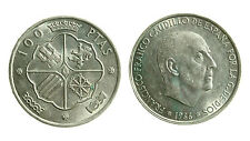 pcc1949_2) SPAGNA Franco Caudillo 1966 - 100 PESETAS 1966 (66)