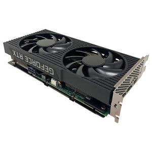 NVIDIA GeForce RTX 3060 12GB GDDR6 192-bit GPU, 1x HDMI, 3x DisplayPort.