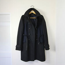 Topshop Wool Blend Double Breasted Coats & Jackets for Women