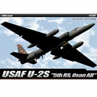 Academy 1/48 USAF U-2S 5th RS Osan AB Airplane Hobby Plastic Model Kit 12307