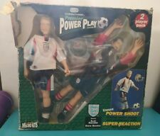 More details for corinthian power play shearer & seaman england double 2 player pack 1997 (boxed)