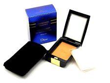 Christian Dior Diorskin Compact Skin-True Powder Makeup 500 Dark Beige