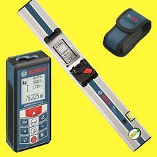 Bosch Laser-Entfernungsmesser GLM 80 Professional + Messschiene R60