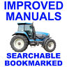 Ford New Holland 70 Series - 8670 8770 8870 8970 Tractor Service Repair Manual