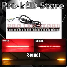Motorcycle High Power Universal Tail/Brake/Stop/Turn Signal Led Light Bar