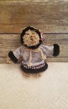 """Sugar Loaf Tundra Teddy Bear Collection Eskimo Plush Doll Stuffed Animal New 8"""""""