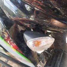 2008+ KLR 650 Front & Rear Blinker Stalk Elimination Kit - Turn Signal Repair
