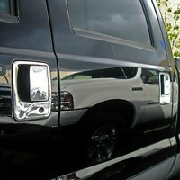 For Ford Crown Victoria 1998-2009 SAA DH38360 Polished Door Handle Covers