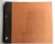Vintage Mozart Eine Kleine Nachtmusik 78 Records in Album Serenade in G Victor