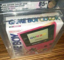 Nintendo Game Boy Color Système Portable - Rose