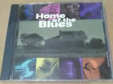 Various - Home Of The Blues, Compilation, Audio CD, Made in USA