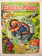 """Merlin Sammelbilderalbum """"Ekel-Kids"""", mit Poster und Nachbestellschein,Leeralbum"""