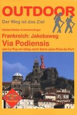 Pilgerwege / Pilgern in Frankreich: Jakobsweg Via Podiensis (Norbert Rother)