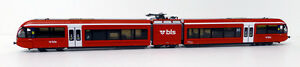 """Elektrotriebwagen GTW 2/6 """"Stadler"""" BLS der SBB, Epoch VI, Spur N, PIKO 40221"""