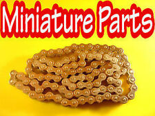 PITBIKE CHAIN 420 PITCH ANY SIZE UP TO 56 LINKS 51 52 53 54 55 56 LINKS CRF50 70