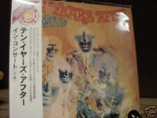 TEN YEARS AFTER UNDEAD JAPAN OBI REPLICA LP in a CD W/ RARE EXPANDED TRACKS