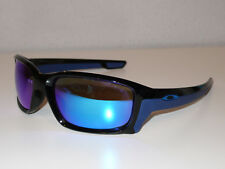 Oakley Straightlink 9331 04 Black Sapphire Iridium Sunglass Sonnenbrille sole