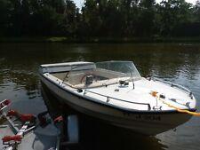 Sportboot Ecofiber Rimini - Volvo Penta Innenborder evtl. Heku Trailer(TÜV 5/23)