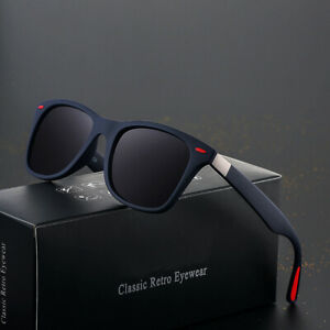 Polarized Sunglasses Men Women Driver Shades Male Vintage Sun Glasses