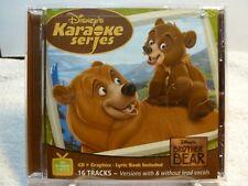 Disney's Karaoke Series: Brother Bear by Disney's Karaoke Series CD - 16 TRACKS