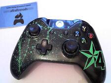 Custom Microsoft Xbox One (Call of Duty 4) avec DEL verte manette sans fil