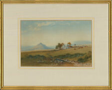 More details for philip mitchell ri (1814-1896) - watercolour, brent tor from black down