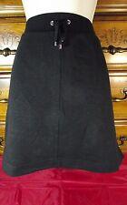 Croft & Barrow® Solid One Pocket Knit Skort Black WMS M NWT MSRP$32 - Free Ship
