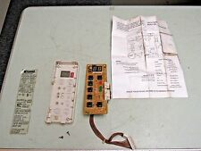 KENMORE A/C AIR CONDITIONER DISPLAY CONTROL PANEL BOARD P/N # 6871A30004B