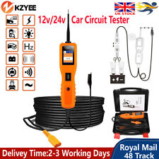 12V Car Powerscan Circuit Tester Electrical Power Probe AVOmeter Diagnostic Tool