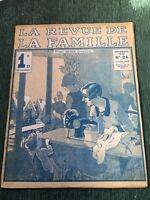 1920s French Magazine La Revue De La Famille #24 December 1929 R-101 Airship