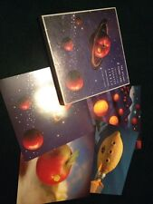 """DYLANS Planet Love CASSETTE 2 Track Limited Edition - 4 Prints In 7"""" Sized Box"""