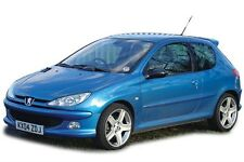 PEUGEOT 206 AND CONVERTABLE WORKSHOP SERVICE REPAIR MANUAL DOWNLOAD