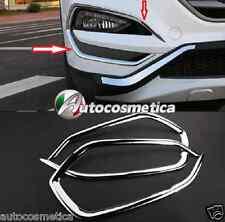 Cornici Profili Cover in Abs Cromo Fendinebbia Paraurto ant Hyundai Tucson 2015>