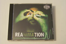 NIMA 38 - REANIMATION CD (DEUTSCHER RAP)