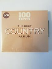 100 Hits: The Best Country Album - Various Artists (Box Set) [CD]