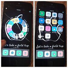 iOS 12 JAILBROKEN Apple iPhone 5S Cricket AT&T 16gb CHECKRA1N jailbreak + CYDIA