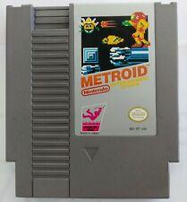 METROID NINTENDO NES  AUTHENTIC ORIGINAL/CLASSIC TESTED GREAT CONDITION!!