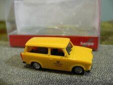 1/87 Herpa Trabant 601 Universal Deutsche Post 093095