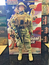 "ELITE FORCE 1/6 US ARMY SPECIAL FORCE PARA GREEN BERET 12"" ACTION FIGURE DRAGON"