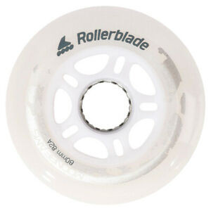 Rollerblade Moonbeam 80mm 82A LED Wheels | Set of 4 | 06120000